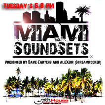 Miami Sound Sets » Mit aleXsir (Streamrocker)