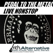 Pedal To The Metal LIVE » Kommando Petermann