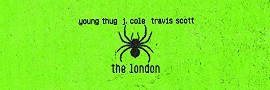 Young Thug » The London feat. J. Cole & Travis Scott