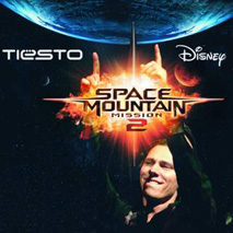 Tiësto » Space Mountain: Mission 2 Konzert in Disneyland
